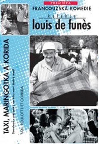 Taxi, maringotka, korida - DVD
