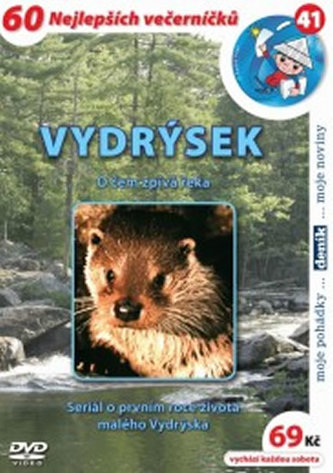 Vydrýsek - DVD