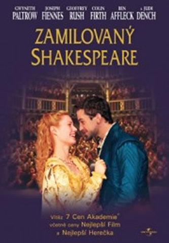 Zamilovaný Shakespeare - DVD