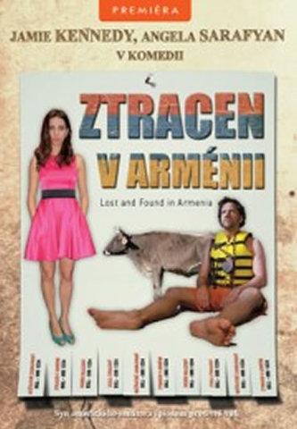 Ztracen v Arménii - DVD