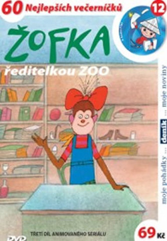Žofka ředitelkou ZOO - DVD