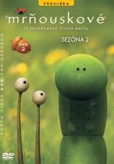 Mrňouskové 2. - DVD