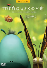 Mrňouskové 5. - DVD