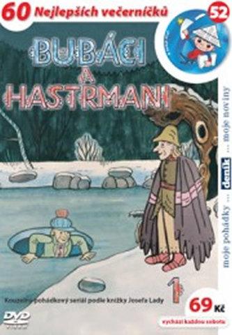 Bubáci a hastrmani 1. - DVD - Josef Lada