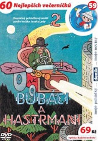 Bubáci a hastrmani 2. - DVD - Josef Lada