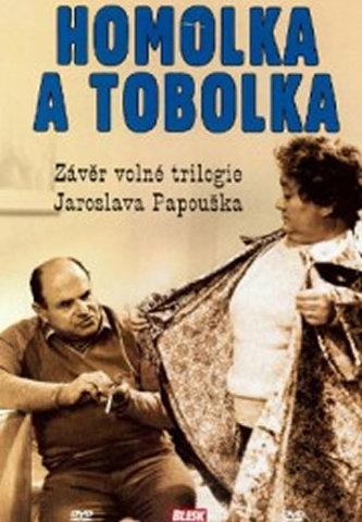 Homolka a tobolka - DVD