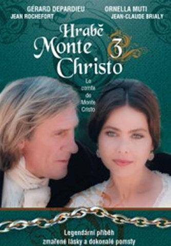 Hrabě Monte Christo 3. - DVD - Alexandre Dumas