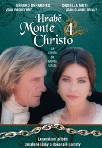 Hrabě Monte Christo 4. - DVD