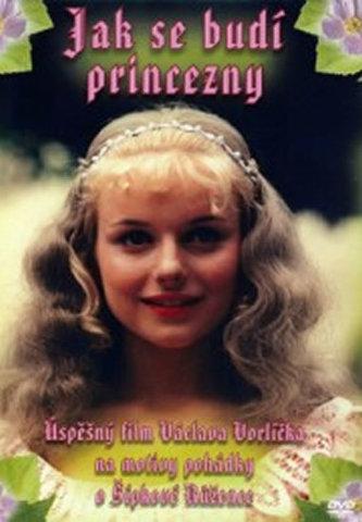 Jak se budí princezny - DVD