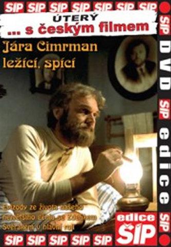 Jára Cimrman, ležící, spící - DVD