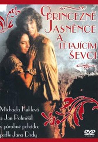 O princezně Jasněnce a létajícím ševci - DVD