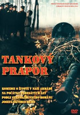 Tankový prapor - DVD