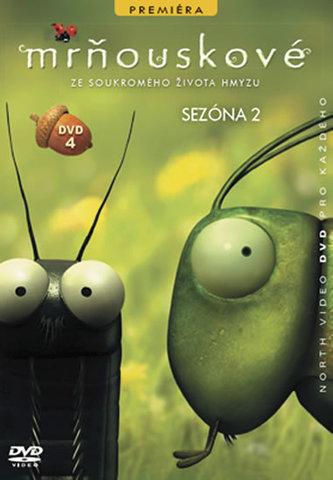 Mrňouskové 4. - DVD