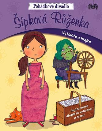 Šípková Růženka - pohádkové divadlo