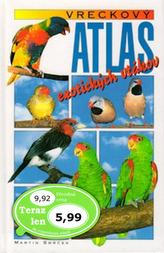 Vreckový atlas exotických vtákov