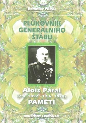 Plukovník generálního štábu Alois Páral