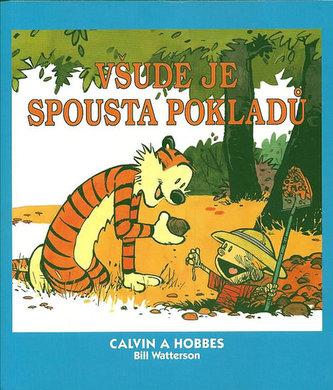 Calvin a Hobbes 10 - Všude je spousta pokladů