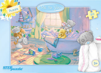 Puzzle 80 Me to You - Myjeme se