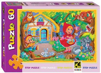 Puzzle 60 Červená karkulka