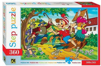 Puzzle 360 Pinocchio