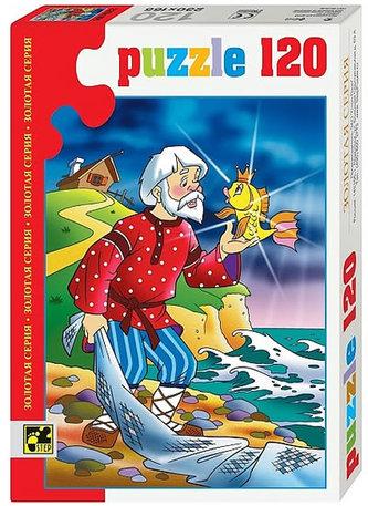 Puzzle 120 Pohádky - Zlatá rybka