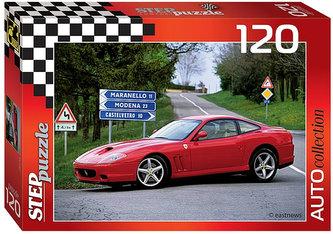 Puzzle 120 Auto Collection - Ferrari