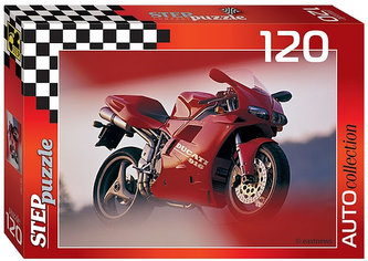 Puzzle 120 Auto Collection - Ducati