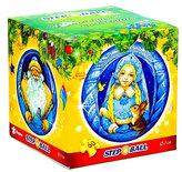 Plastic Puzzle Koule 60 Vánoční kolekce - Sněhurka a Mrazík
