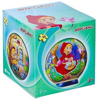 Plastic Puzzle Koule 60 Červená karkulka - neuveden