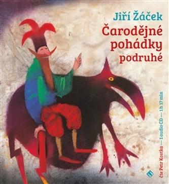Čarodějné pohádky podruhé - Jiří Žáček