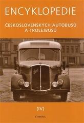 Encyklopedie československých autobusů a trolejbusů IV