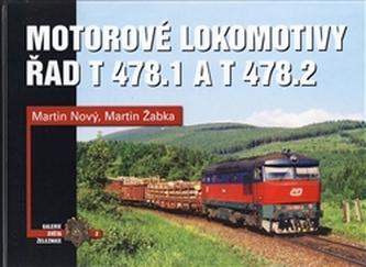Motorové lokomotivy řad T 478.1 a T 478.2