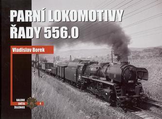 Parní lokomotivy řady 556.0