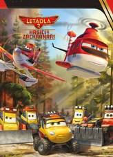 Letadla 2 - Hasiči a záchranáři - Filmový příběh