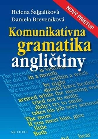 Komunikatívna gramatika angličtiny