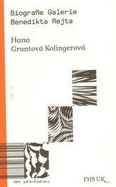 Biografie Galerie Benedikta Rejta
