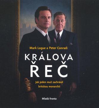 Králova řeč - CD (čte Miroslav Táborský) - Mark Logue