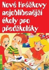 Nové Hráškovy nejoblíbenější úkoly pro předškoláky