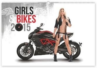 Kalendář 2015 - GIRLS & BIKES