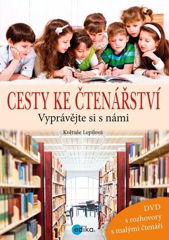 Cesty ke čtenářství + DVD