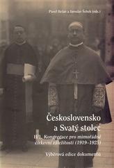 Československo a Svatý stolec. II/1