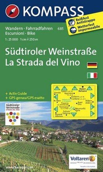 Südtiroler Weinstrasse  685   NKOM