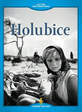 Holubice - DVD (digipack)