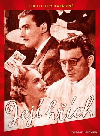 Její hřích - DVD (digipack)