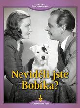 Neviděli jste Bobíka? - DVD (digipack)