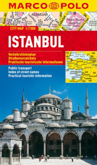 Istanbul - lamino MD 1:15t