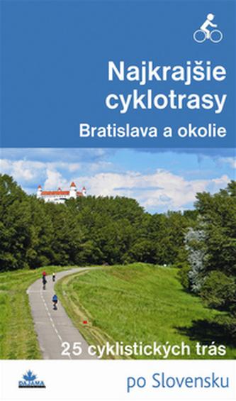 Najkrajšie cyklotrasy Bratislava a okolie - Daniel Kollár