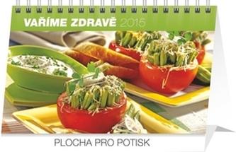 Kalendář 2015 - Vaříme zdravě - stolní