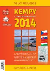 Kempy v České a Slovenské republice 2014 - Velký průvodce