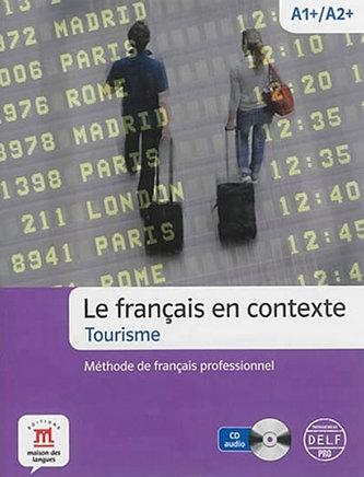 Tourisme - Français profes. + CD